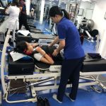 Clinic launches new rehabilitation therapy for stroke patients
