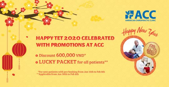 HAPPY NEW YEAR 2020 & TET CELEBRATED WITH PROMOTIONS AT ACC