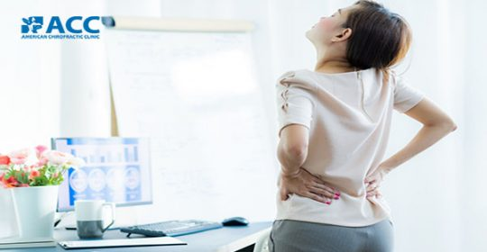DRUG-FREE TREATMENT FOR LOWER BACK PAIN