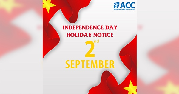 Holiday notice – Independence day of Vietnam 2021