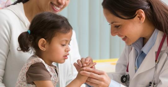 Trẻ em và khoa Thần Kinh Cột Sống