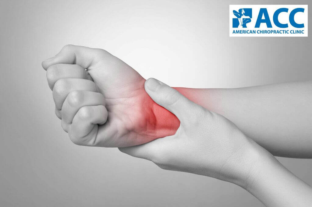 đau cổ tay