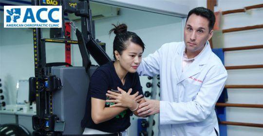 Làm dịu các cơn đau bằng thiết bị phục hồi chức năng ATM2