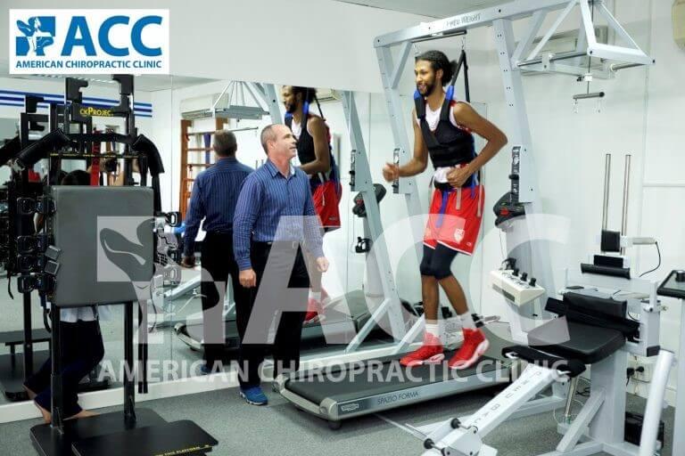 tập vật lý trị liệu ACC