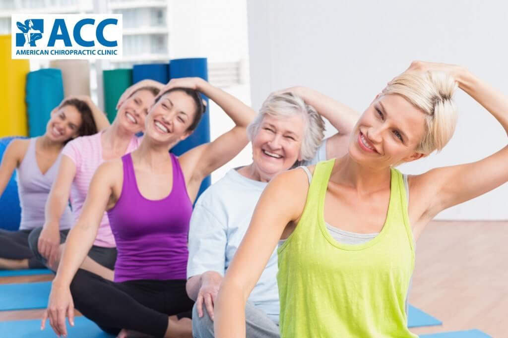 Tập thể dục cổ hằng ngày rất tốt cho bệnh nhân thoái hóa đốt sống cổ