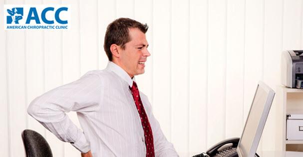 Triệu chứng đau thắt lưng và các liệu trình chữa trị hiệu quả tại ACC