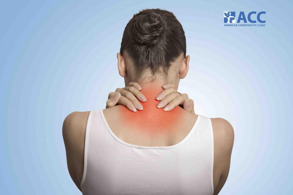 Đau mỏi sau gáy vùng cổ và cách điều trị