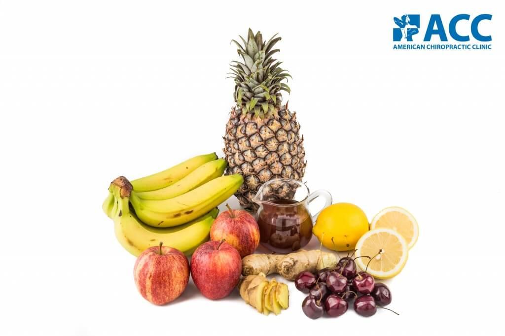 Chế độ ăn uống liên quan chặt chẽ với việc phòng chống viêm khớp