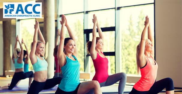 Thoái hóa cột sống có tập yoga được không?