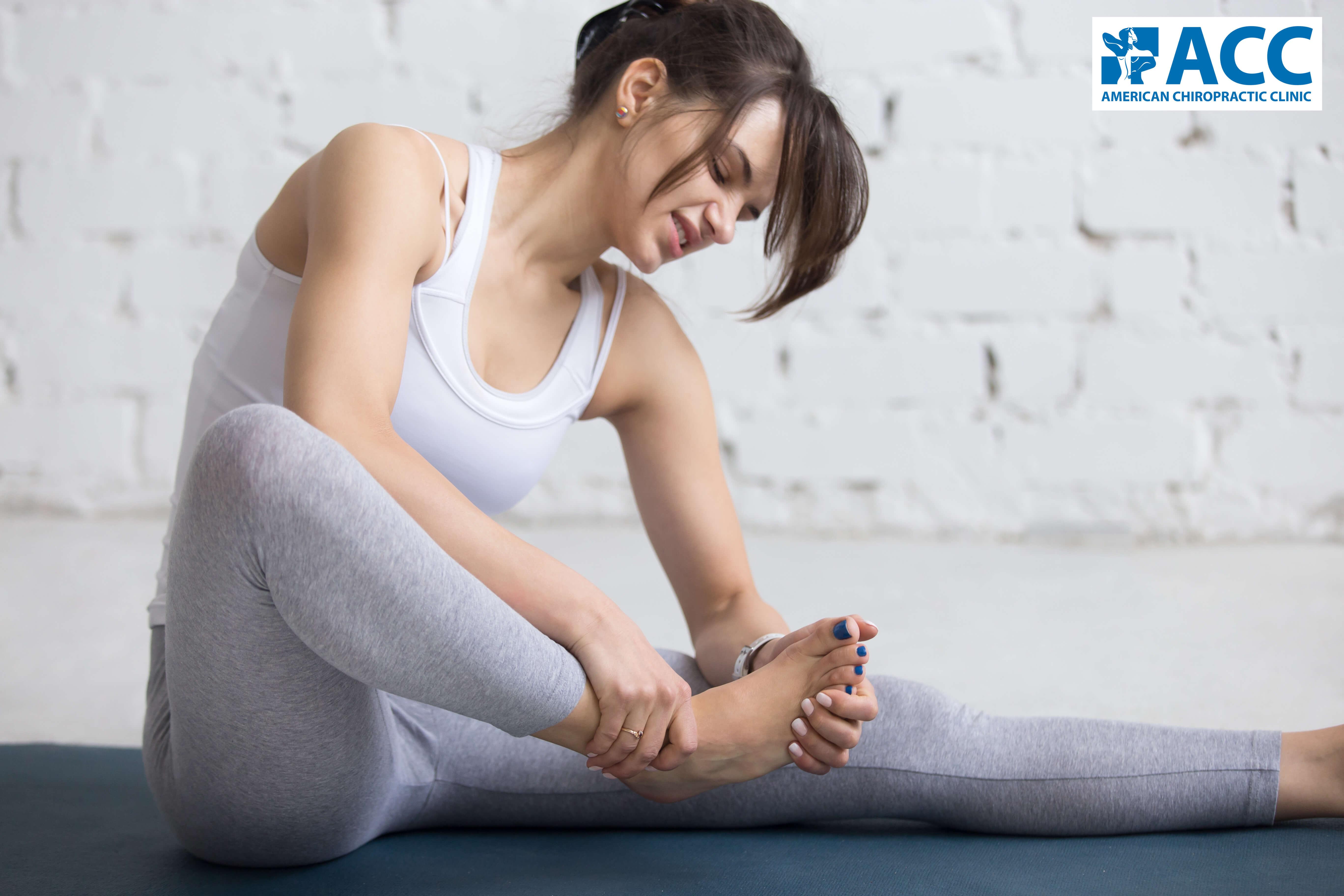 đau bàn chân ở người lớn và trẻ em