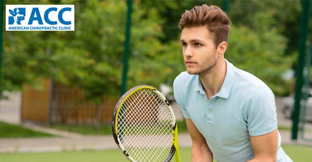 Những chấn thương thường gặp khi chơi tennis và cách chữa trị