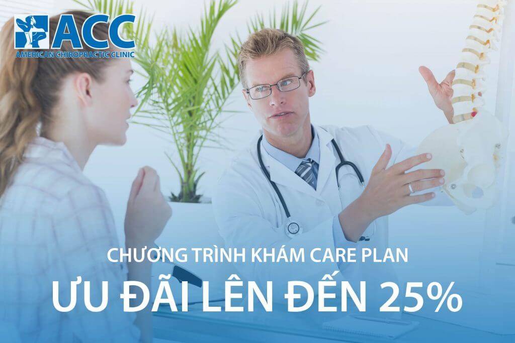 chương trình khám chuyên sâu care plan