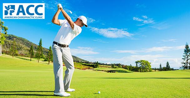 9 chấn thương thường gặp khi chơi Golf