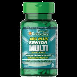 Vitamin tổng hợp cho người cao tuổi