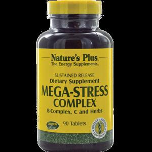 Viên Uống Giảm Căng Thẳng Mega Stress Complex