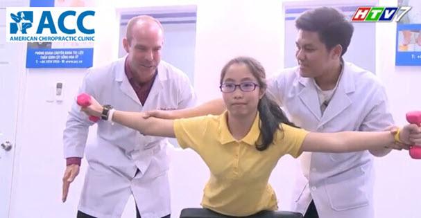 Các bài tập hỗ trợ điều trị vẹo cột sống hiệu quả