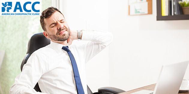 Những tư thế ngồi sai gây đau cổ
