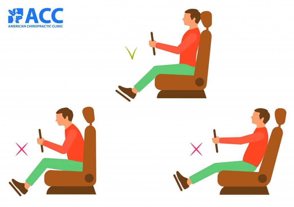 tư thế ngồi sai gây đau cổ