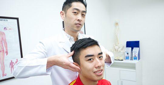 Anh Stephan Nguyễn, VĐV bóng rổ, phục hồi nhanh thoát vị đĩa đệm do chấn thương nặng