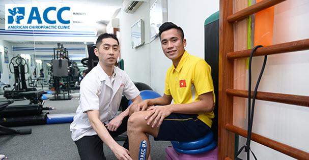 Băng dán cơ RockTape chữa chấn thương thể thao
