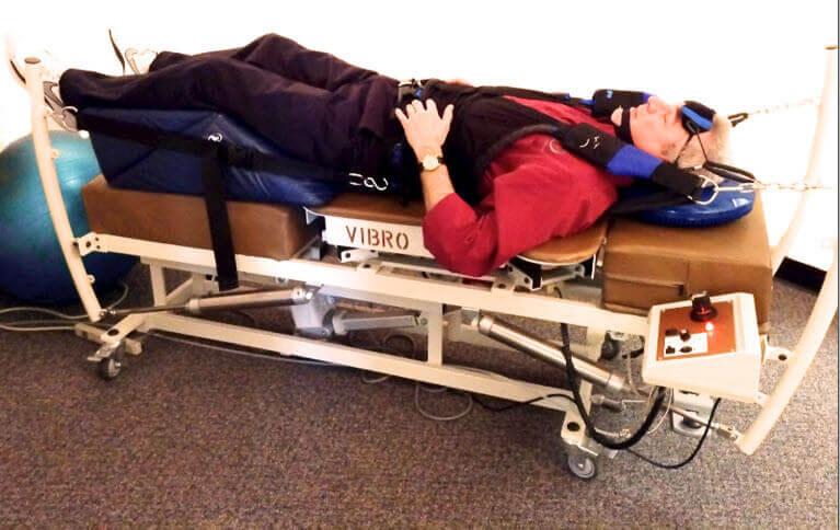trị liệu phục hồi chức năng Pneumex PneuBack