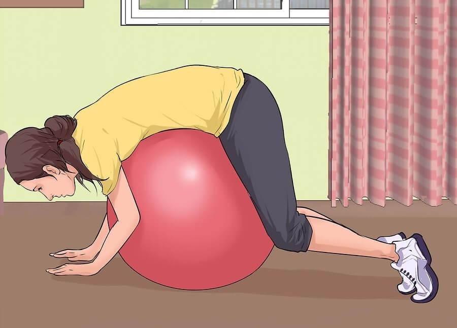 bài tập thể dục vẹo cột sống