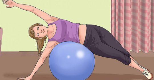 Các bài tập thể dục cho người bị vẹo cột sống