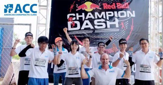 CHAMPION DASH 2017 – VƯỢT CHƯỚNG NGẠI VẬT, VƯỢT QUA THỬ THÁCH