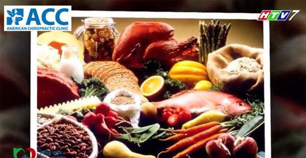 Chế độ dinh dưỡng cho bệnh nhân cứng khớp