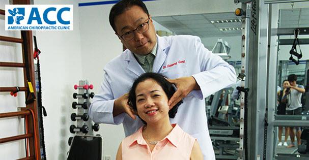 Bác sĩ Hoisang Gong chia sẻ về bài tập chữa thoát vị đĩa đệm cột sống cổ