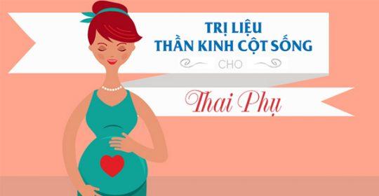 Các lợi ích từ việc trị liệu thần kinh cột sống cho thai phụ