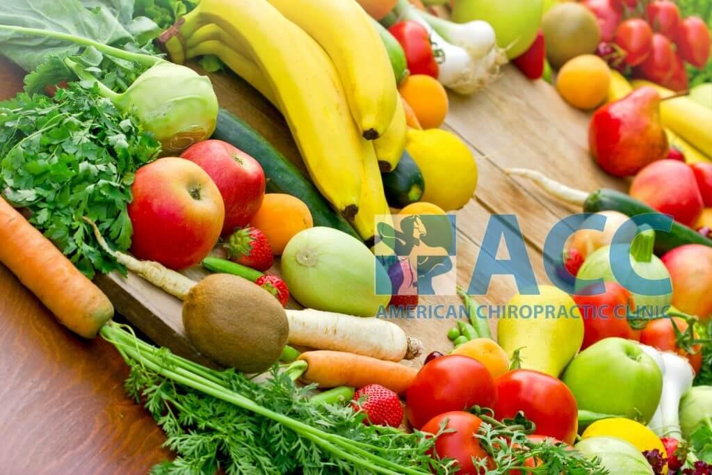 chế độ dinh dưỡng gai cột sống