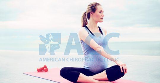 6 bài tập giảm đau lưng khi mang thai