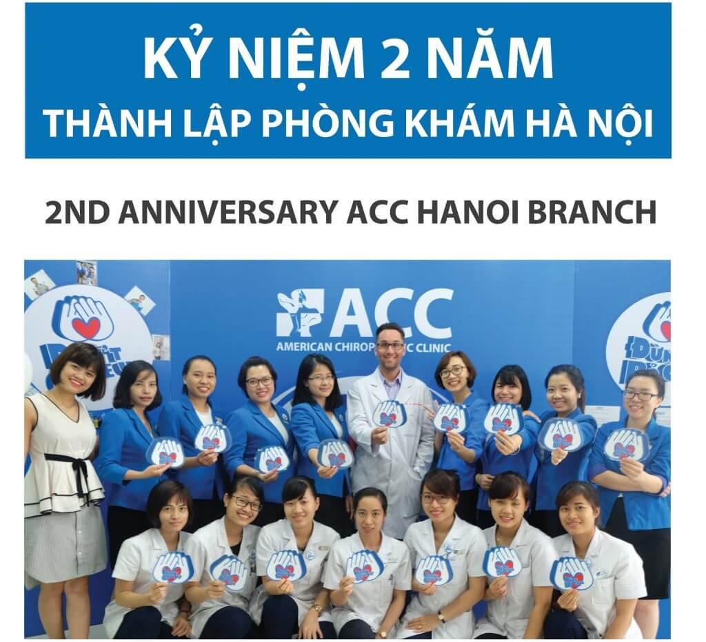 kỷ niệm ACC Hà Nội