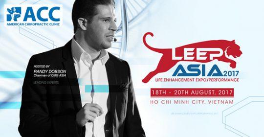 ACC ĐỒNG HÀNH CÙNG SỰ KIỆN LEEP ASIA 2017