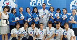 Kỷ niệm thành lập ACC Hà Nội
