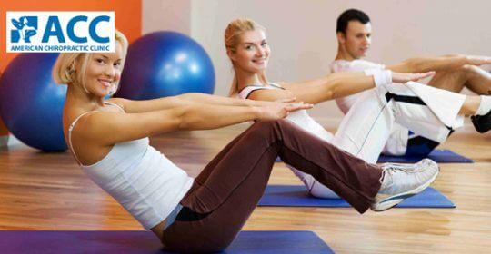 Bệnh nhân thoái hóa cột sống nên tập thể dục thế nào?