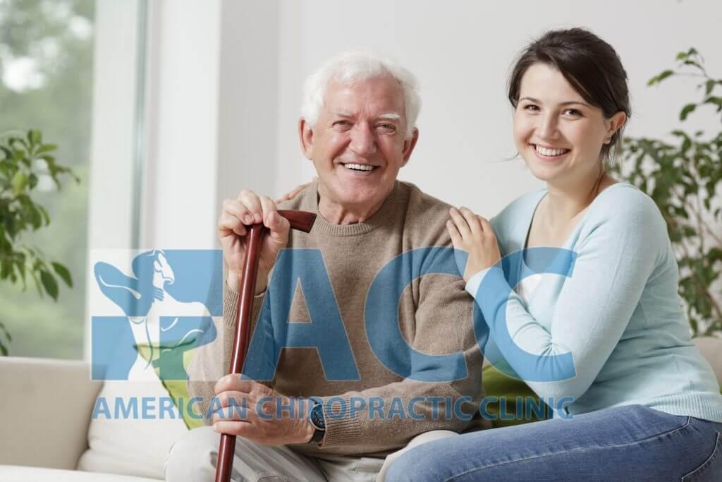 thoái hóa cột sống người già