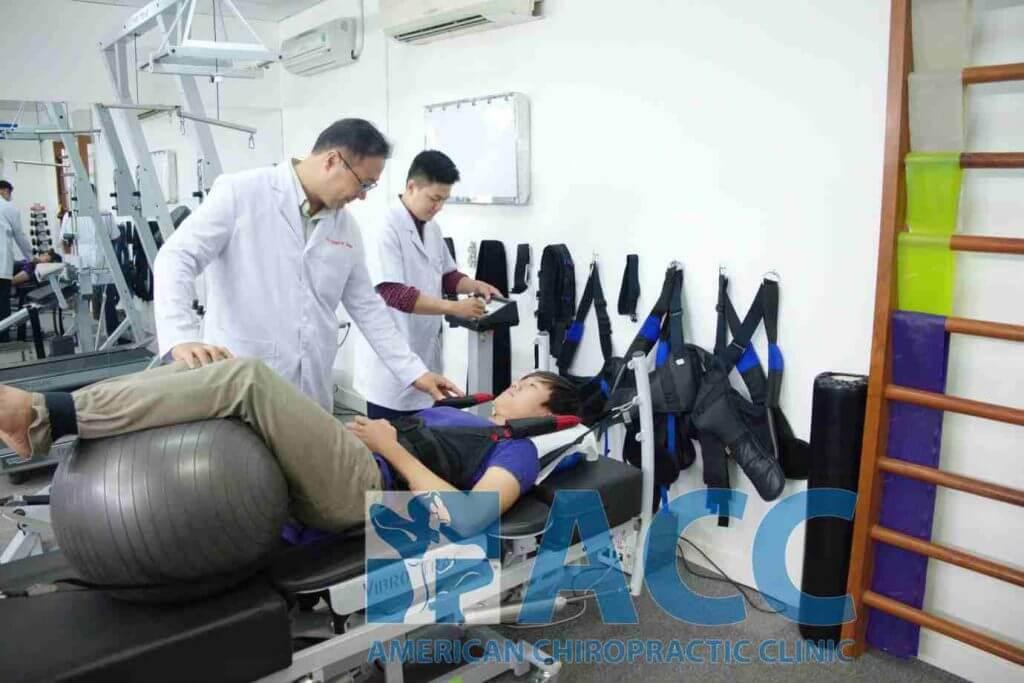 phương pháp chữa trị đau lưng
