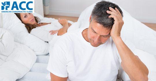 Đau thắt lưng khi quan hệ cảnh báo bệnh xương khớp