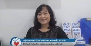 bệnh nhân Đào Anh Sơn
