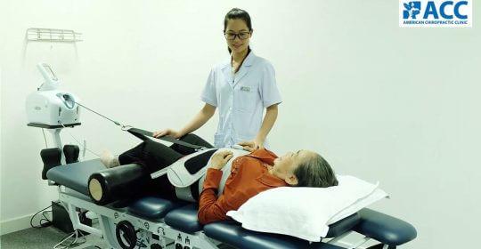 Hành trình chữa lành thoát vị đĩa đệm, thoái hóa và vẹo cột sống ở tuổi 78 của bác Ngân