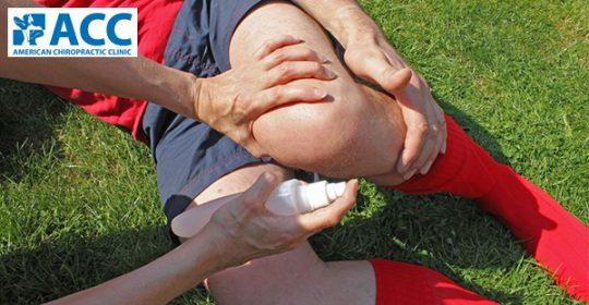 Giãn dây chằng đầu gối – Chấn thương thường bị bỏ qua