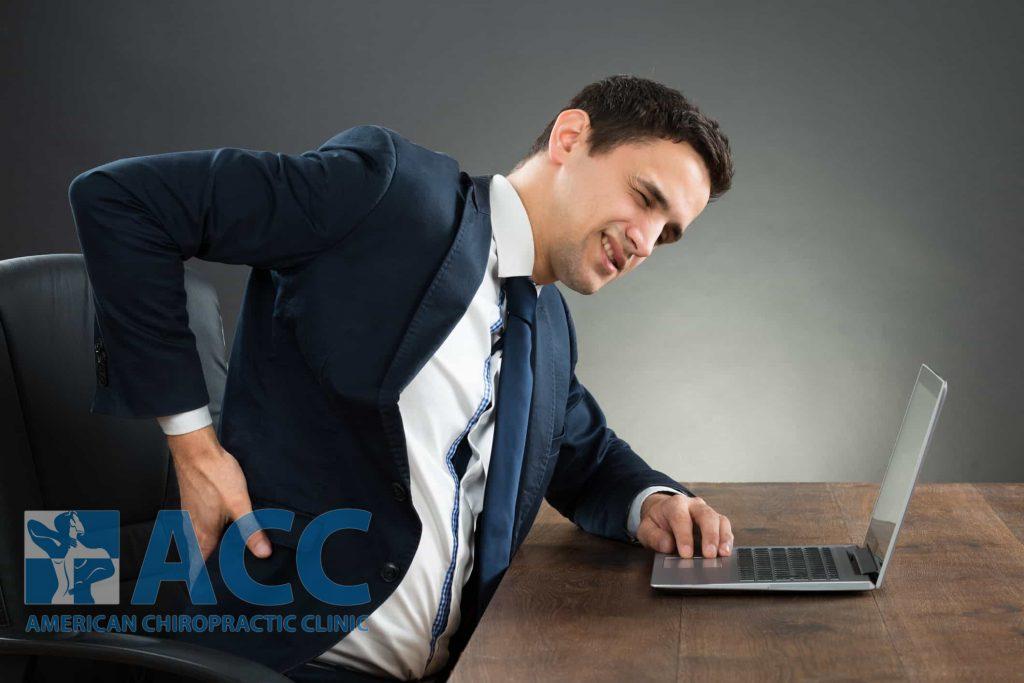 bệnh đau lưng ở nam giới