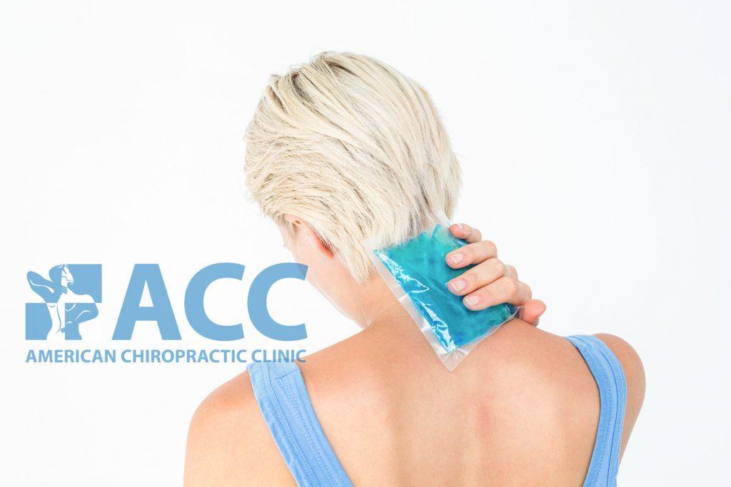 chữa đau mỏi vai gáy