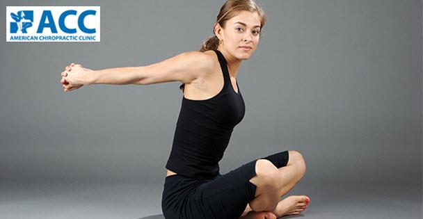 6 động tác thể dục cho dân văn phòng