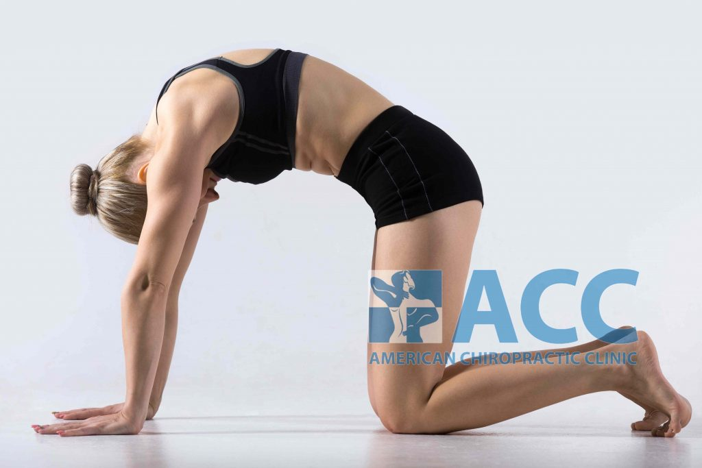 bài yoga chữa thoái hóa đốt sống cổ