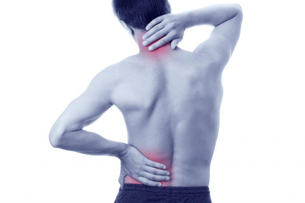 tình trạng đau và căng cơ