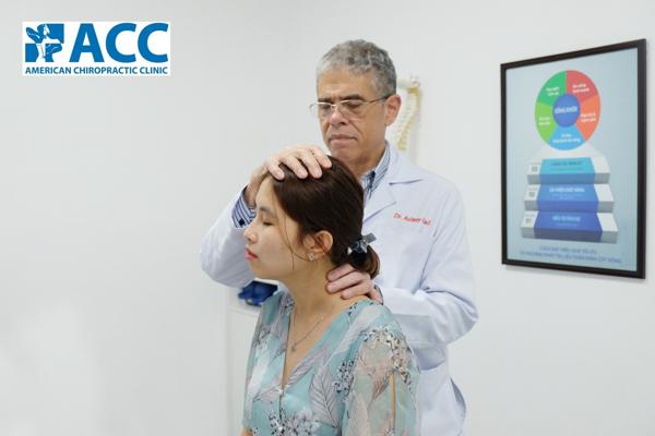 điều trị chứng đau cổ