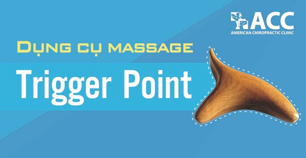 Dụng cụ massage Trigger point